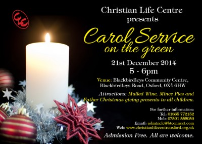 CLC_Carol_Service